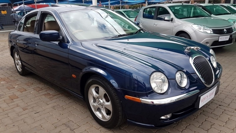 used jaguar s type 3 0 se a t for sale in gauteng cars. Black Bedroom Furniture Sets. Home Design Ideas