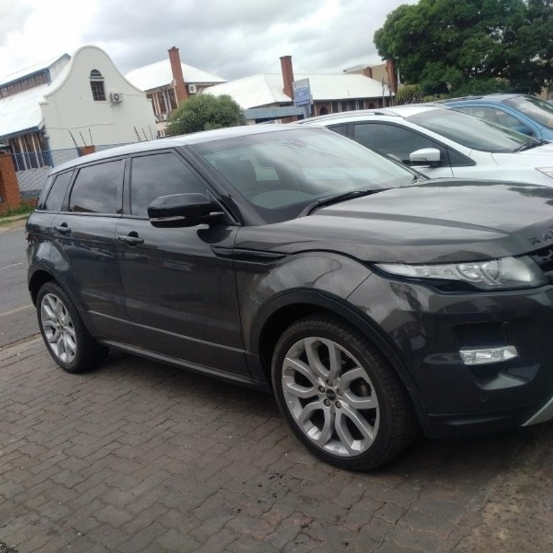 Used Land Rover Evoque 2.0 Si4 Prestige For Sale In