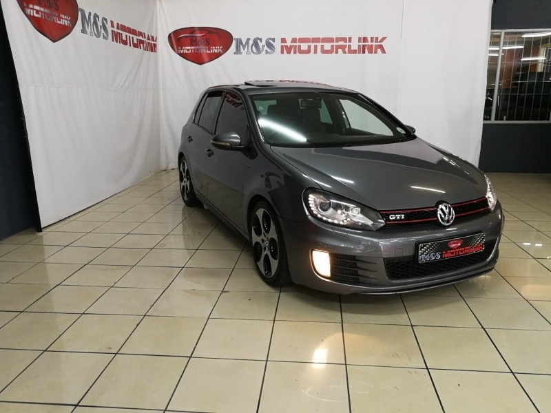 used volkswagen golf vi gti 2 0 tsi for sale in gauteng id 3118191. Black Bedroom Furniture Sets. Home Design Ideas