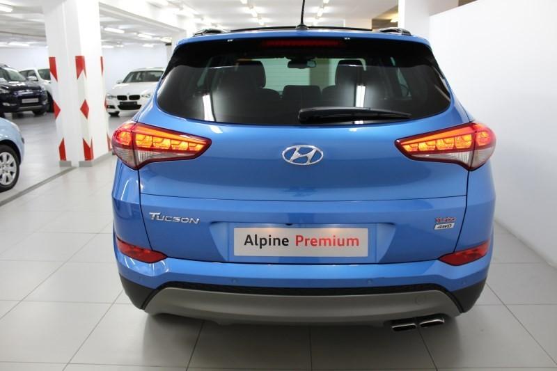Used Hyundai Tucson 1 6 Tgdi Elite Dct For Sale In Kwazulu
