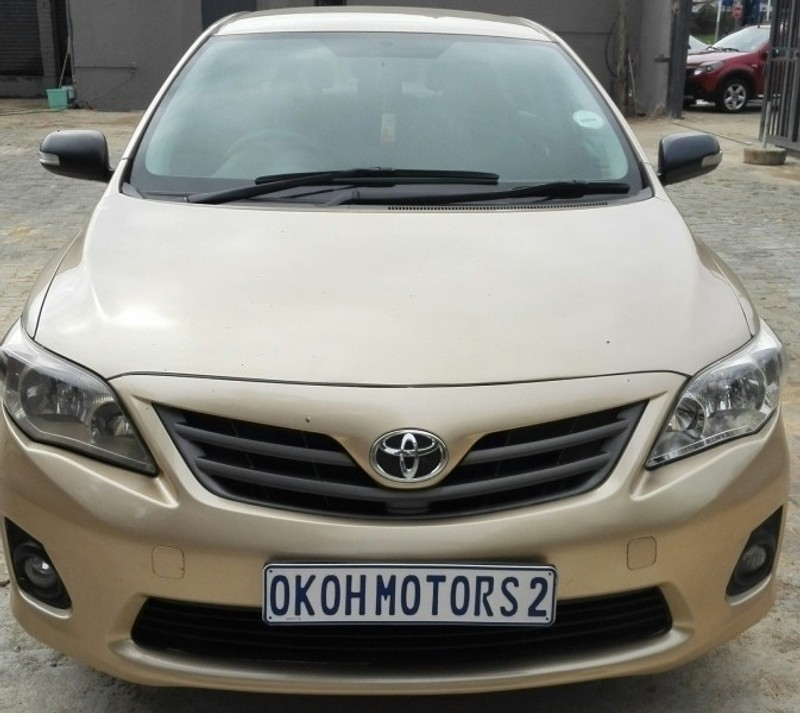 Used Toyota Corolla 1.3 Professional For Sale In Gauteng