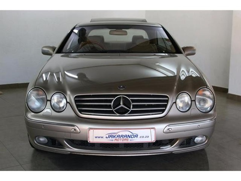 used mercedes benz cl class cl 500 for sale in gauteng. Black Bedroom Furniture Sets. Home Design Ideas