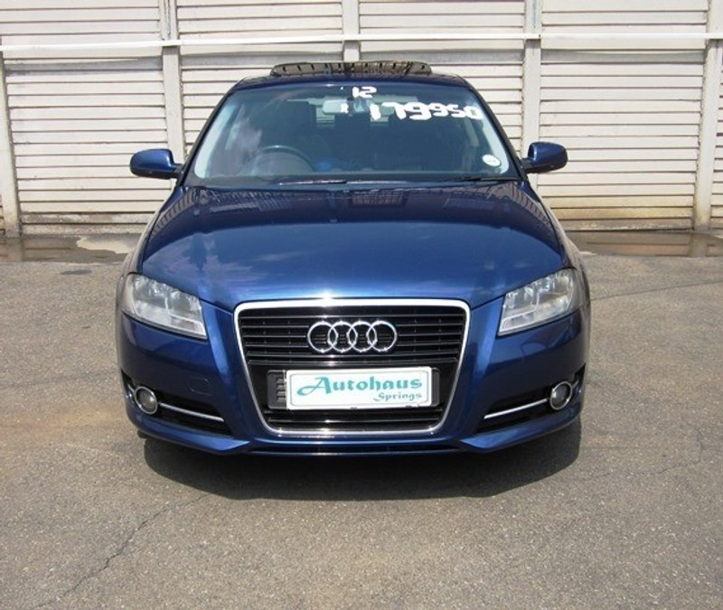 Used Audi A3 1.8 Tfsi Ambition S Tronic For Sale In