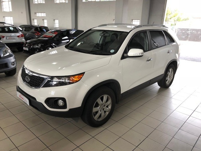 used kia sorento a t for sale in western cape id 3120289. Black Bedroom Furniture Sets. Home Design Ideas