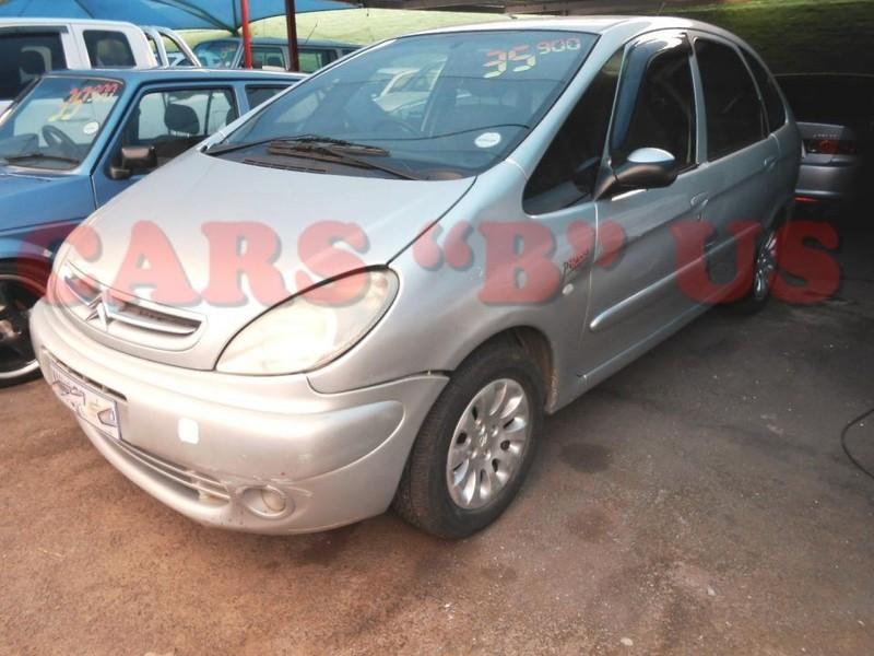 used citroen xsara picasso 2 0 hdi exclusive for sale in gauteng id 3120413. Black Bedroom Furniture Sets. Home Design Ideas
