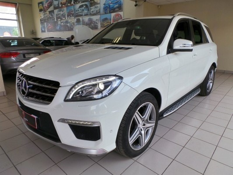 used mercedes benz m class ml 63 amg for sale in gauteng id 3121657. Black Bedroom Furniture Sets. Home Design Ideas