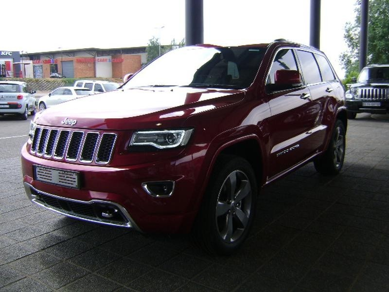 used jeep grand cherokee 3 6 overland for sale in gauteng id 3121797. Black Bedroom Furniture Sets. Home Design Ideas