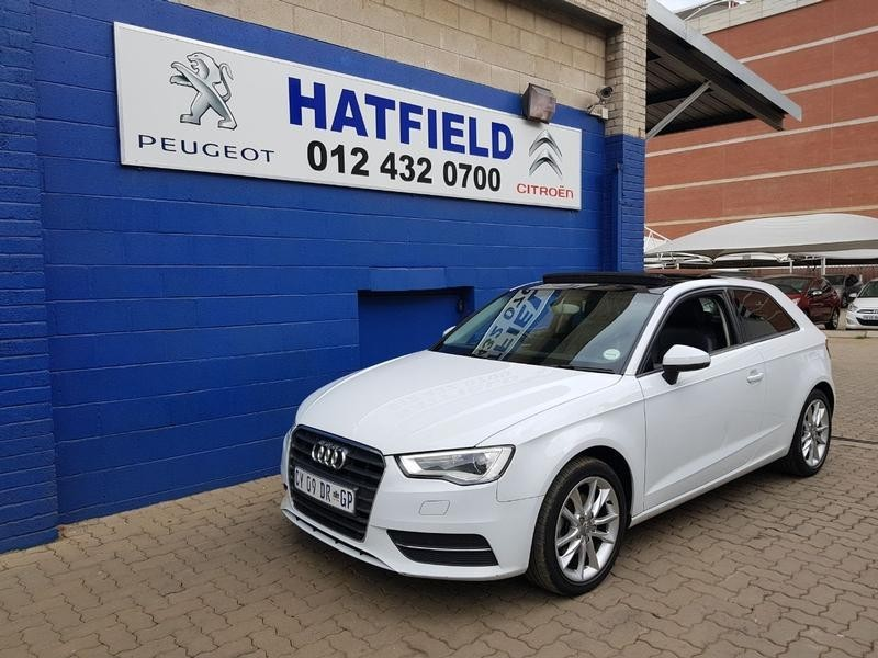 Used Audi A3 1 4t Fsi S Stronic For Sale In Gauteng Cars Co Za Id 3121905
