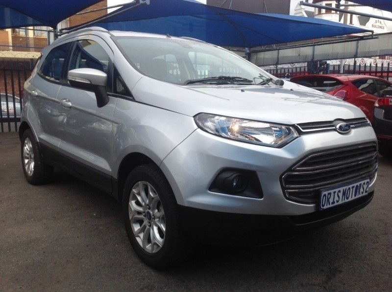 Used Ford Ecosport 1 5tivct Titanium Auto For Sale In