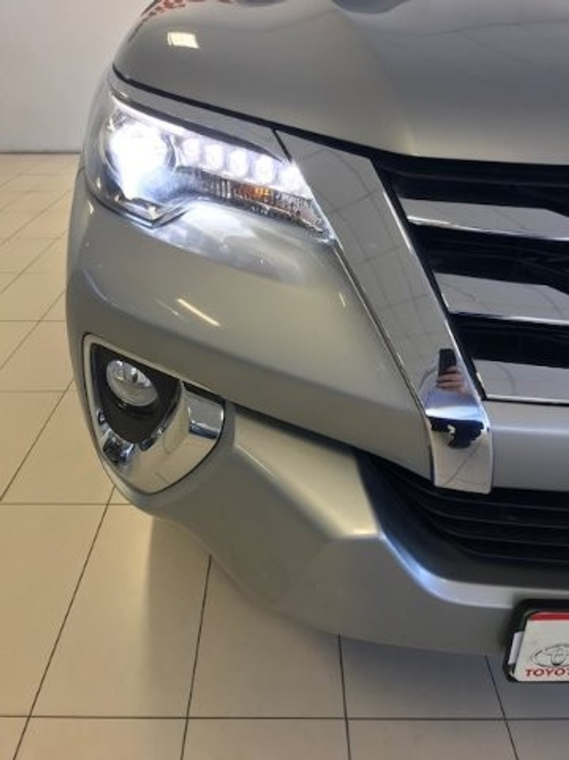 Used Toyota Fortuner 2 8gd 6 4x4 For Sale In Western Cape