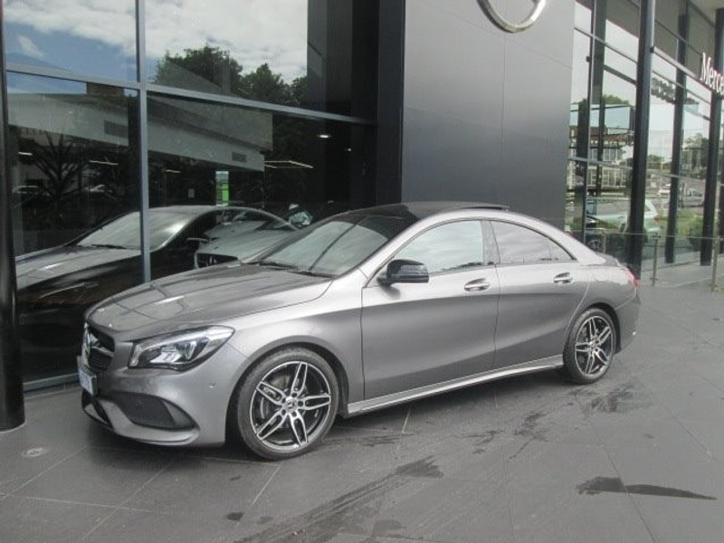 used mercedes benz cla class 200 amg auto for sale in kwazulu natal id 3124527. Black Bedroom Furniture Sets. Home Design Ideas