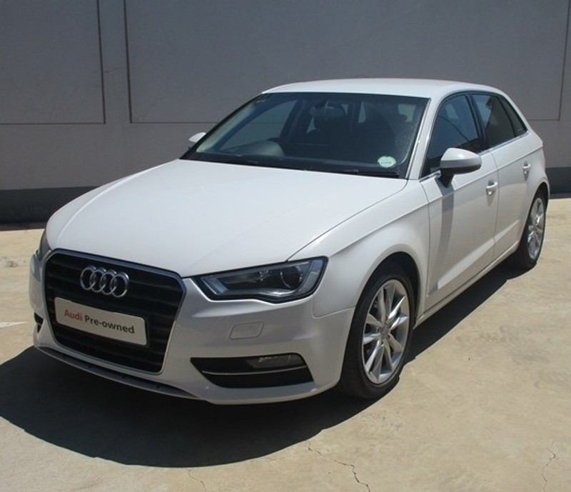 Used Audi A3 A3 SPORTBACK 1.8 TFSI SE ST For Sale In