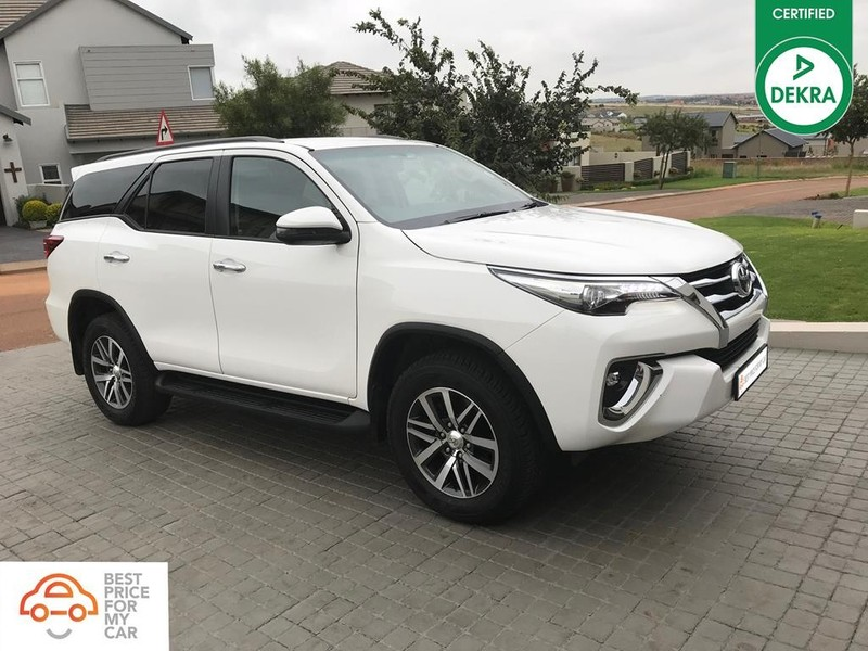 Used Toyota Fortuner 2 8gd 6 R B Auto For Sale In Gauteng Cars Co Za Id 3125339