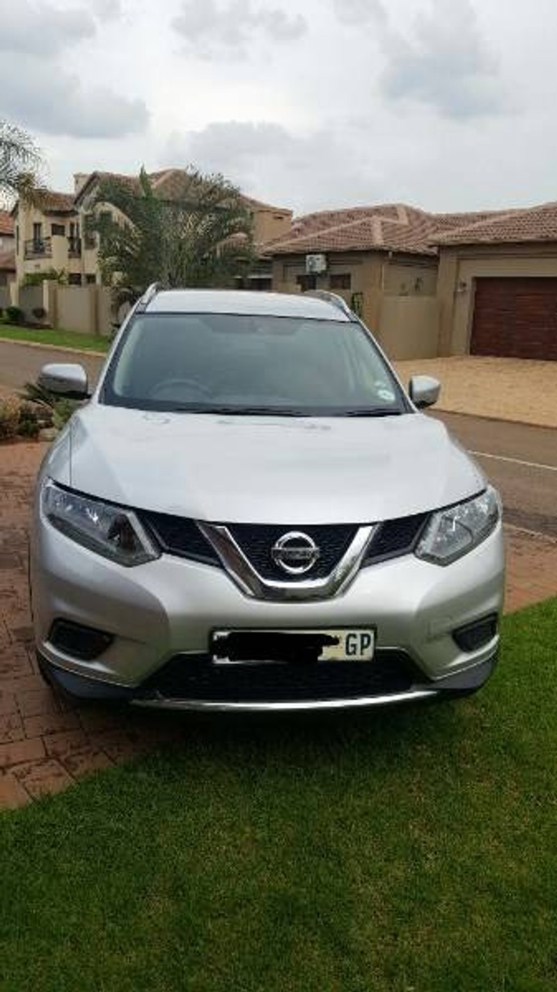 used nissan x trail xe t32 for sale in gauteng id 3125521. Black Bedroom Furniture Sets. Home Design Ideas