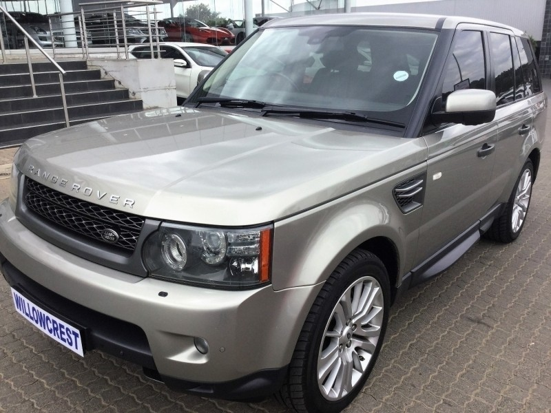 used land rover range rover sport 3 0 d hse lux for sale in gauteng id 3125539. Black Bedroom Furniture Sets. Home Design Ideas