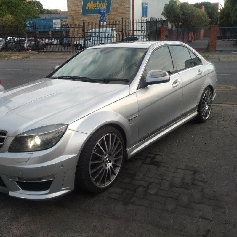 Used Mercedes-Benz C-Class C63 Amg For Sale In Gauteng