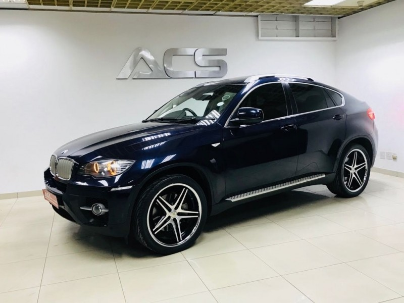 Used Bmw X6 5 0i Xdrive50i Msport Auto Fully Loaded For