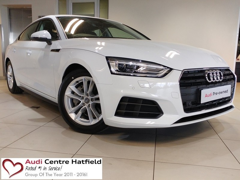 used audi a5 sportback 2 0 tdi s tronic for sale in. Black Bedroom Furniture Sets. Home Design Ideas