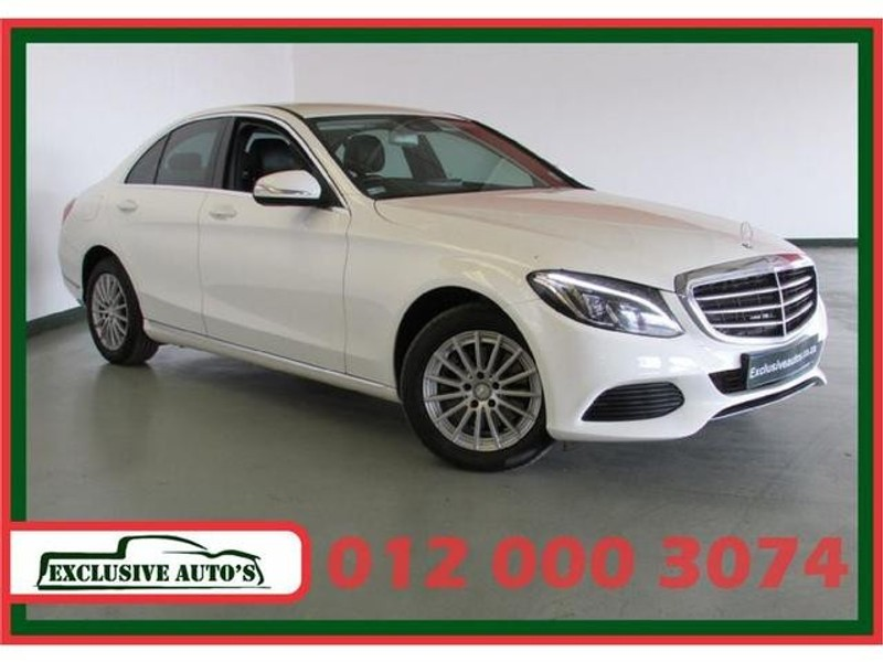 used mercedes benz c class c220 bluetec auto for sale in gauteng id 3127263. Black Bedroom Furniture Sets. Home Design Ideas