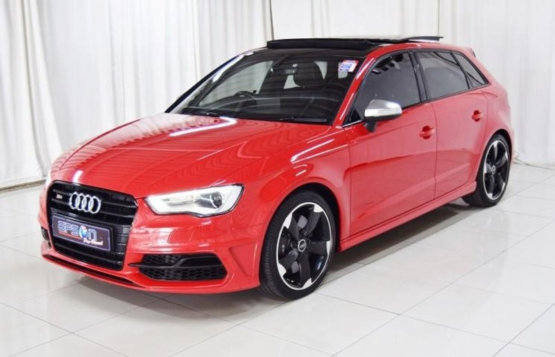 used audi s3 sportback stronic for sale in gauteng id 3127511. Black Bedroom Furniture Sets. Home Design Ideas