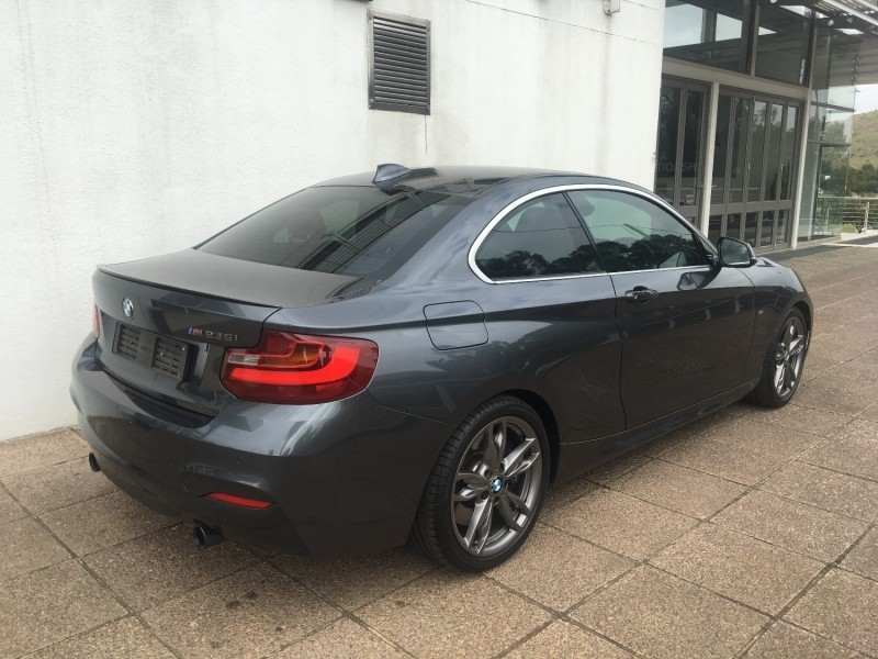 used bmw 2 series m235i auto for sale in gauteng id 3128471. Black Bedroom Furniture Sets. Home Design Ideas