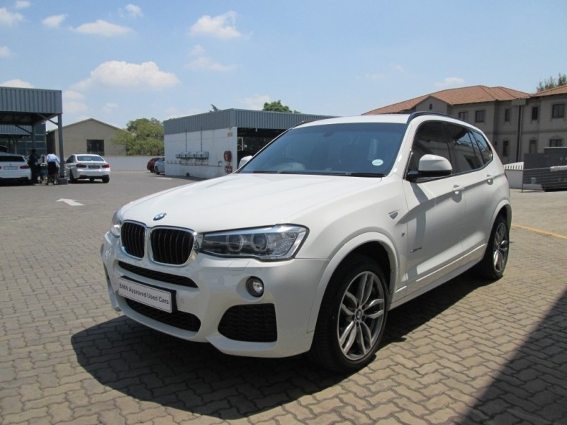 used bmw x3 xdrive20d m sport auto for sale in gauteng id 3128579. Black Bedroom Furniture Sets. Home Design Ideas