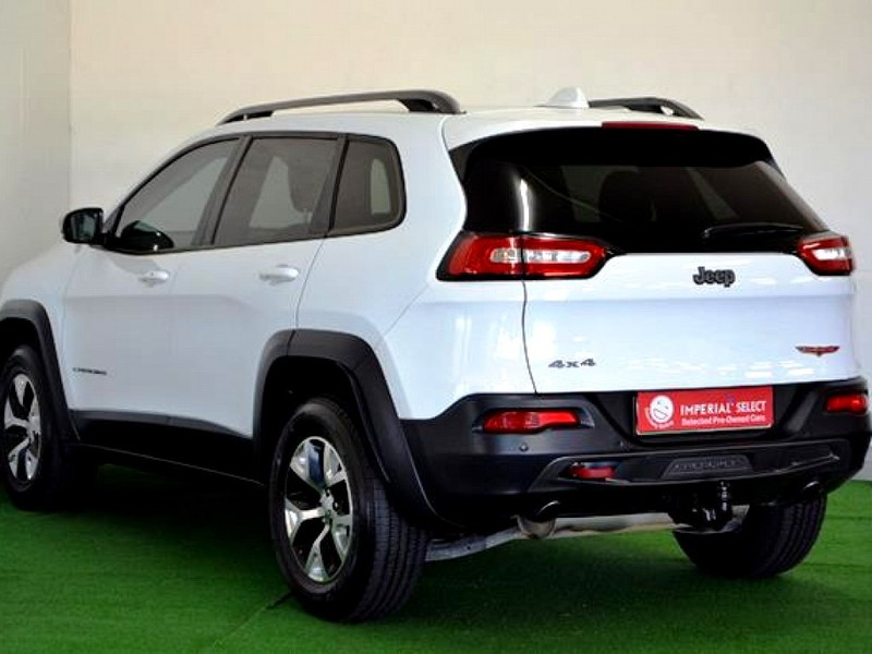 used jeep cherokee 3 2 trailhawk auto for sale in western cape id 3128663. Black Bedroom Furniture Sets. Home Design Ideas