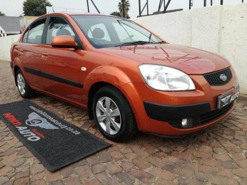 used kia rio 1 4 5dr for sale in gauteng id 3129773. Black Bedroom Furniture Sets. Home Design Ideas