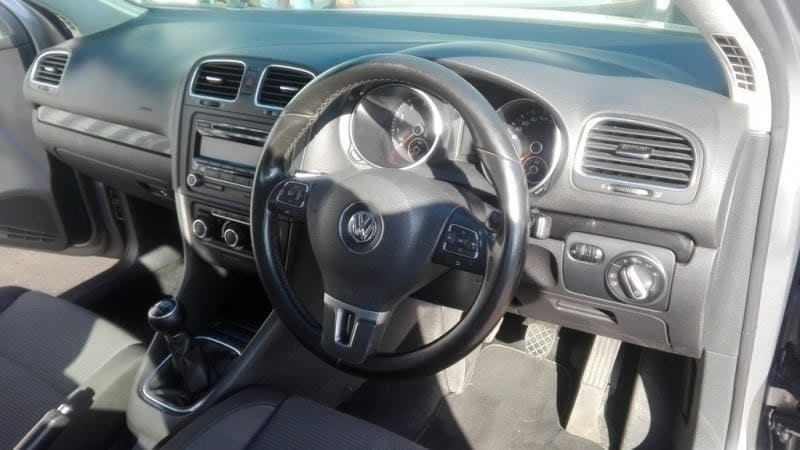 Used Volkswagen Golf 6 1 4 Tsi Comfortline For Sale In