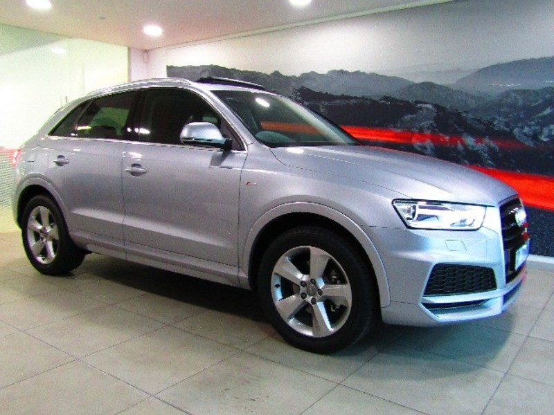 Used Audi Q3 1 4t Fsi Stronic 110kw For Sale In Kwazulu