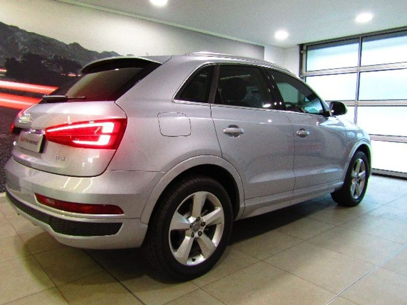 Used Audi Q3 1 4t Fsi Stronic 110kw For Sale In Kwazulu