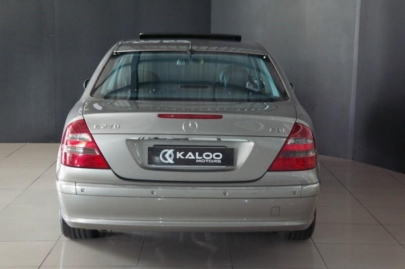 Used mercedes benz e class e 270 cdi avantgarde for sale for 2005 mercedes benz e320 cdi diesel for sale