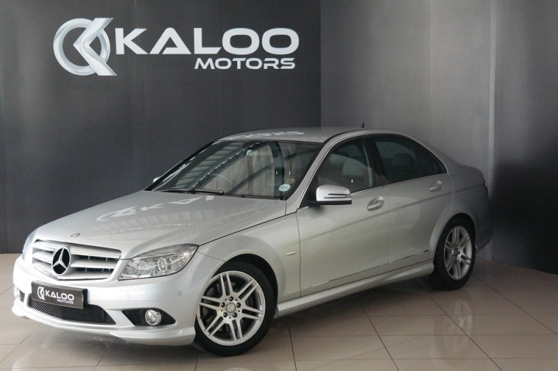 Used mercedes benz c class c300 amg for sale in gauteng for 2009 mercedes benz c300 for sale