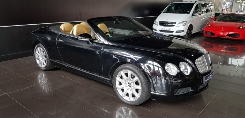 used bentley continental gt convertible for sale in gauteng id 3131327. Black Bedroom Furniture Sets. Home Design Ideas
