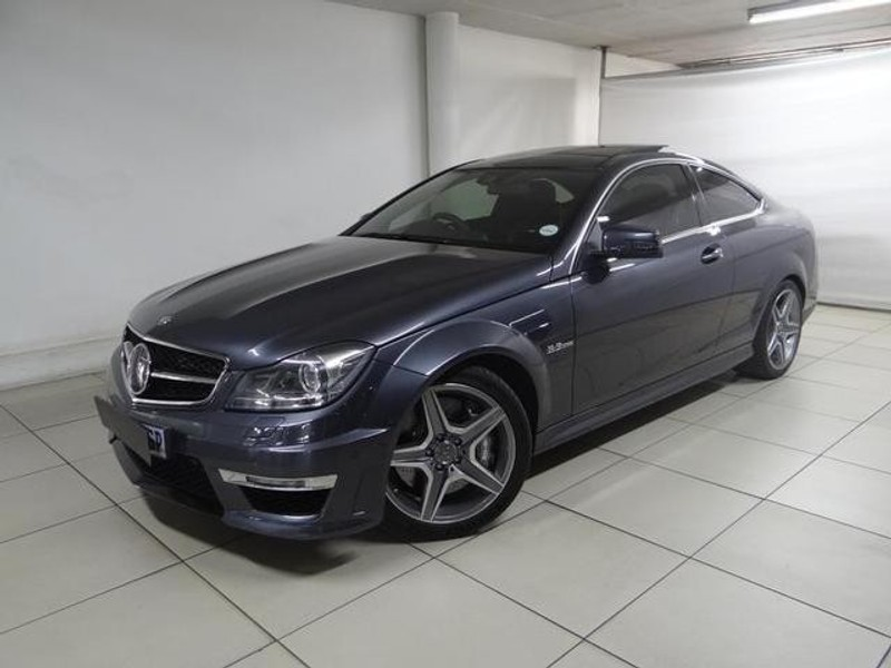 used mercedes benz c class c63 amg coupe for sale in gauteng id 3131901. Black Bedroom Furniture Sets. Home Design Ideas