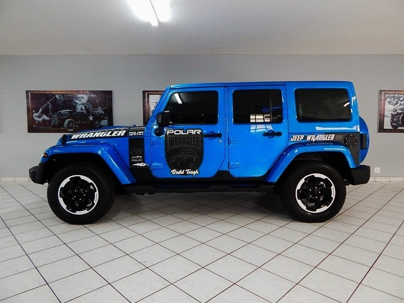 used jeep wrangler polar edition for sale in gauteng id 3134217. Black Bedroom Furniture Sets. Home Design Ideas