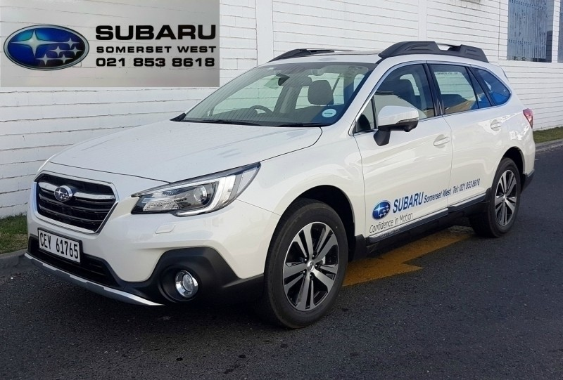 used subaru outback 3 6 rs es cvt for sale in western cape id 3135229. Black Bedroom Furniture Sets. Home Design Ideas