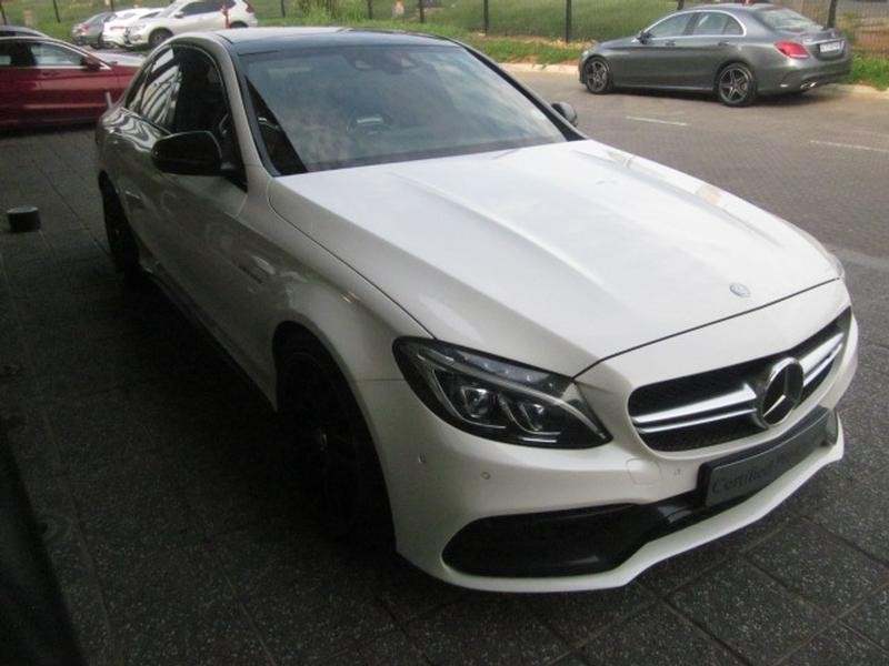used mercedes benz c class c63 amg s for sale in gauteng id 3135607. Black Bedroom Furniture Sets. Home Design Ideas