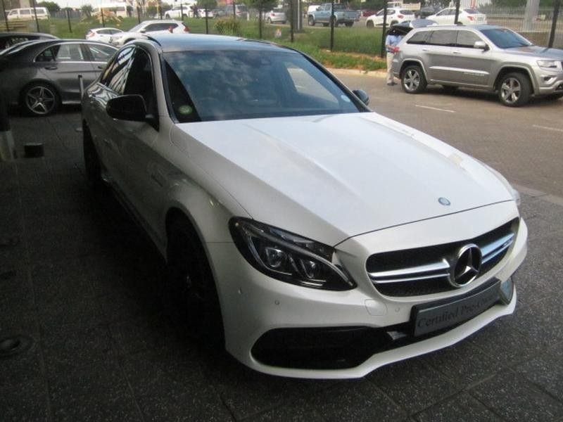used mercedes benz c class c63 amg for sale in gauteng id 3135609. Black Bedroom Furniture Sets. Home Design Ideas