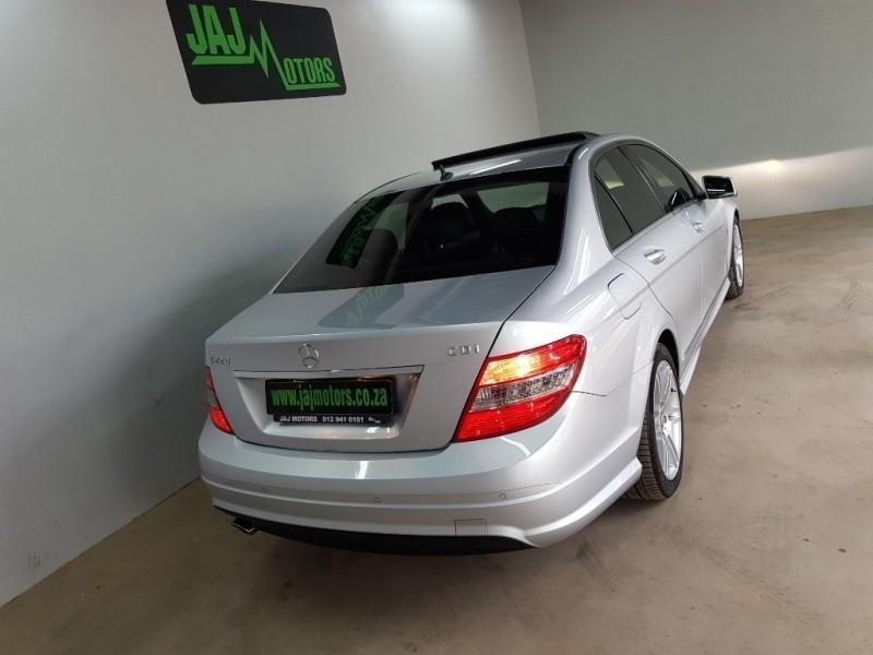 Used Mercedes Benz C Class C220 Cdi Avantgarde Amg Auto