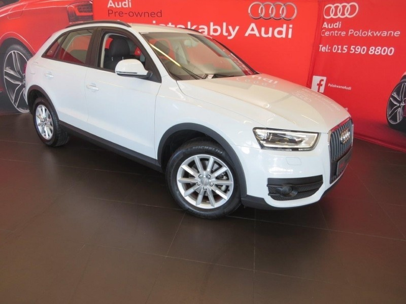 used audi q3 2 0 tdi 103kw for sale in limpopo id 3135959. Black Bedroom Furniture Sets. Home Design Ideas