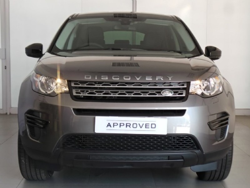 used land rover discovery sport d pure for sale in western cape id 3138201. Black Bedroom Furniture Sets. Home Design Ideas