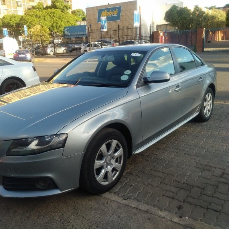 Used Audi A4 1.8t Multitronic For Sale In Gauteng
