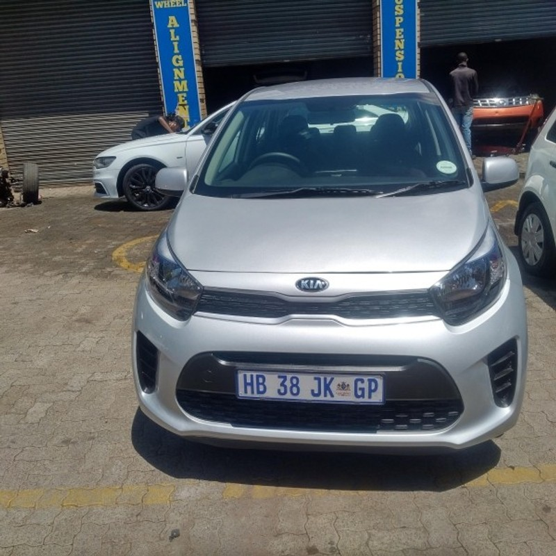 used kia picanto 1 2 ls for sale in gauteng id 3138549. Black Bedroom Furniture Sets. Home Design Ideas