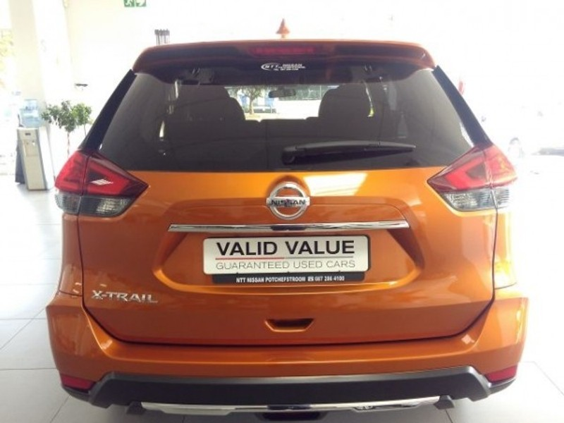 Used Nissan X Trail 1 6dci Visia 7s For Sale In North West