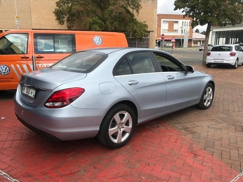 Used mercedes benz c class c200 avantgarde auto for sale for Mercedes benz silver spring service