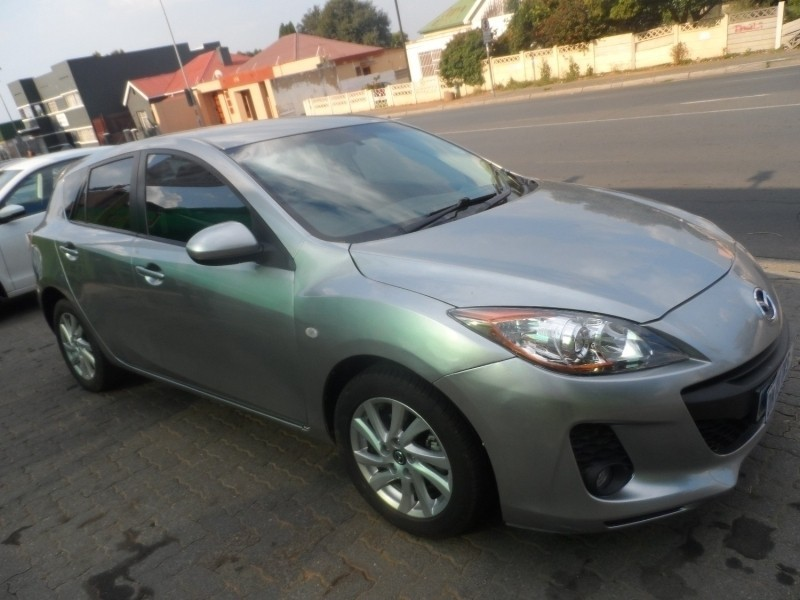 used mazda 3 1 6 for sale in gauteng id 3139805. Black Bedroom Furniture Sets. Home Design Ideas
