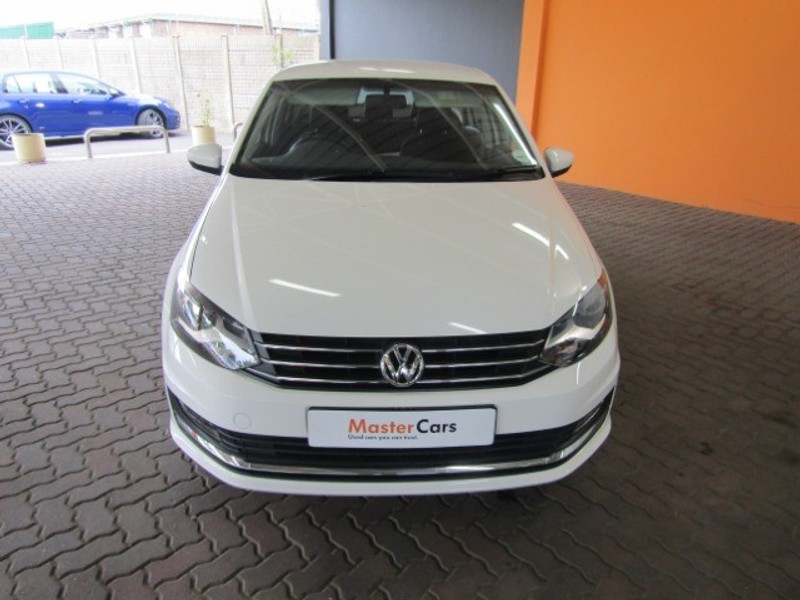 Used Volkswagen Polo Gp 1 6 Comfortline For Sale In