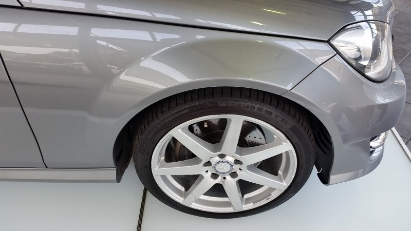 Used Mercedes Benz C Class C 350 Coupe A T For Sale In