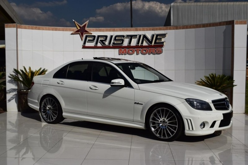 used mercedes benz c class c63 amg for sale in gauteng id 3140633. Black Bedroom Furniture Sets. Home Design Ideas